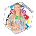 Logo Justine Lamer social media consultant